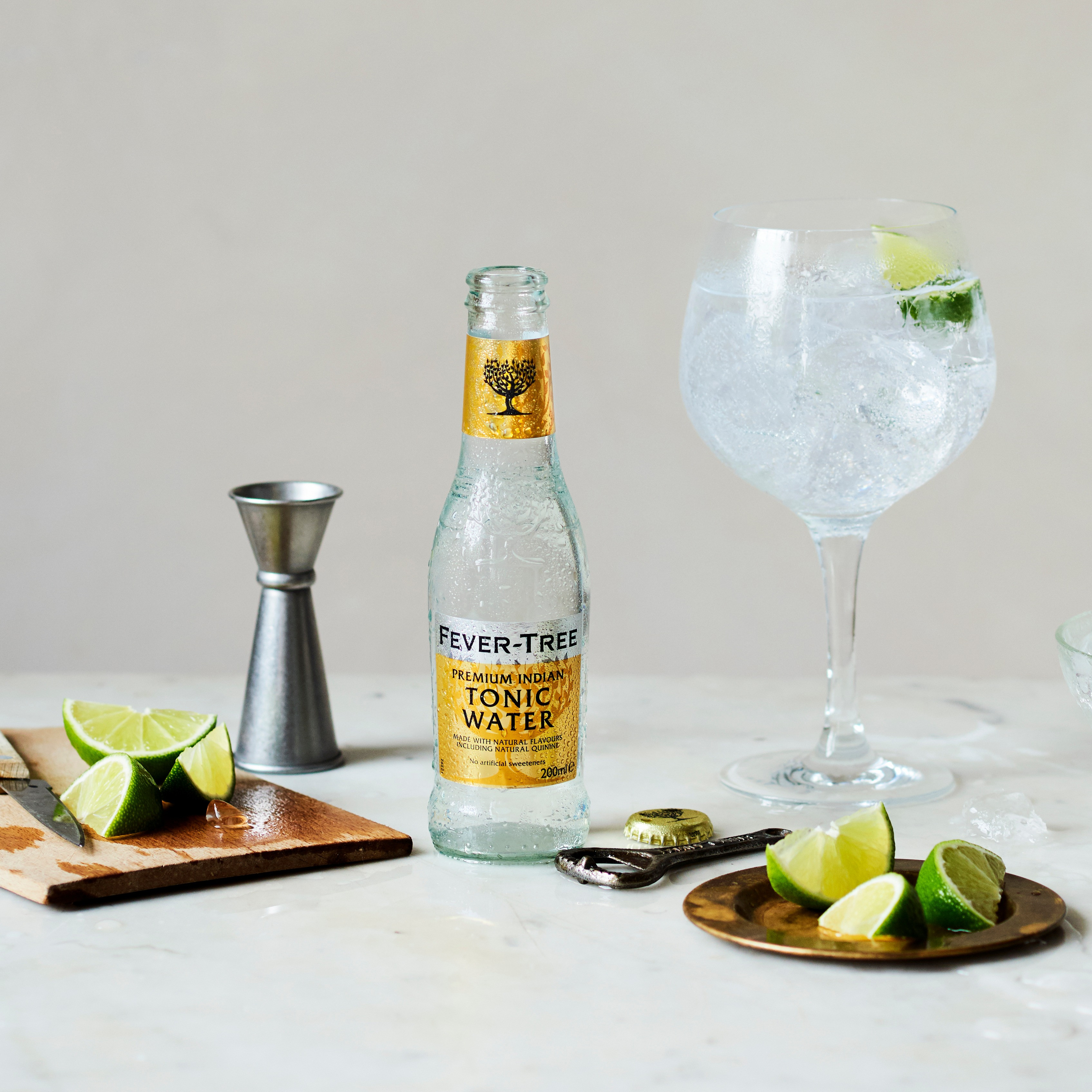 Our Ultimate Gin & Tonic Recipe